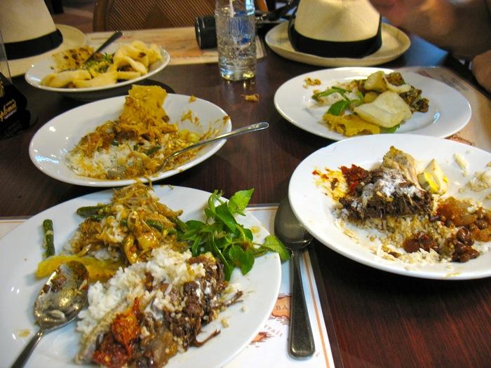 Feast in Surabaya