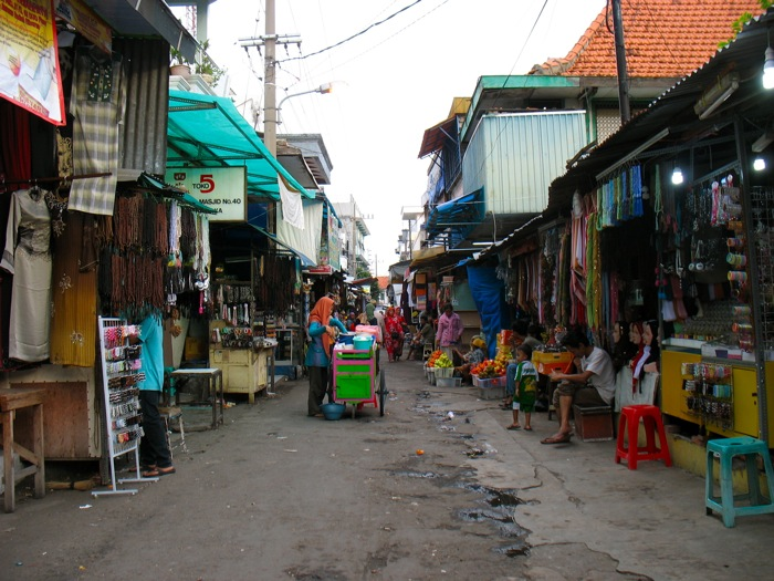 Ally of Merchants in Surabaya Arab Quarter