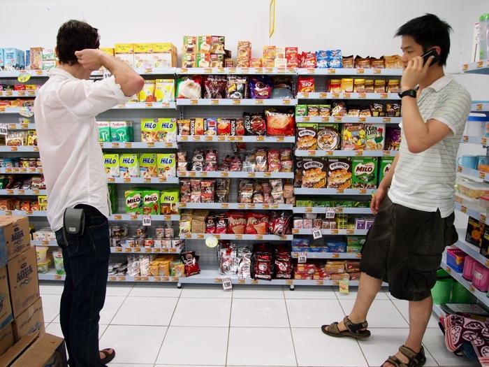 Jakarta Convenience Store