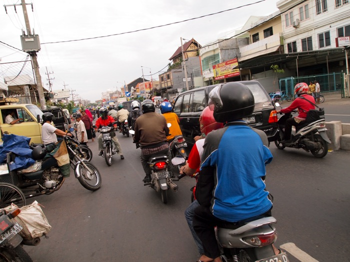 Hitting the Streets of Surubaya