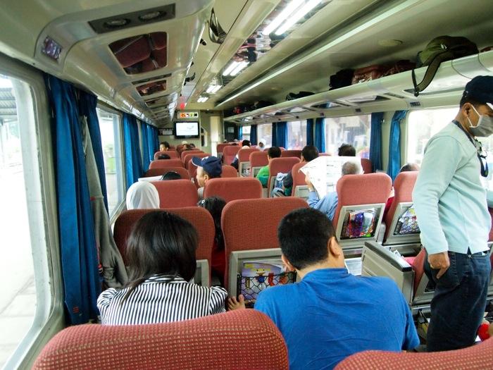 Train to Bandung